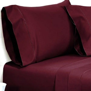 Audley Home Long Staple Egyptian Cotton Sheets