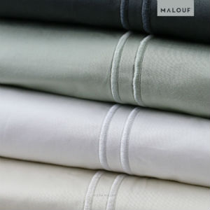 Malouf 100% Genuine Egyptian Cotton Sheets