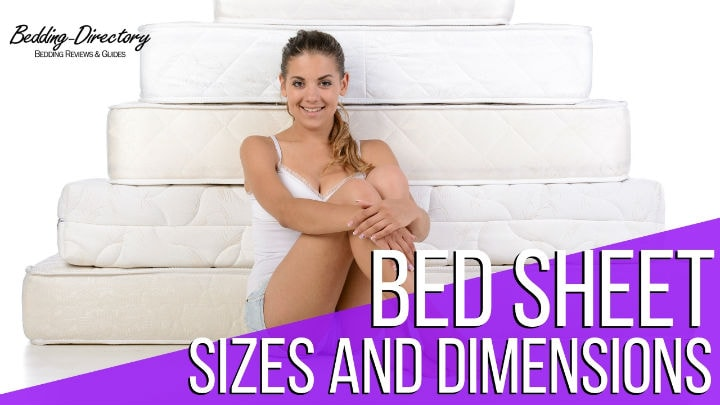 Ultimate Guide to Different Bed Sheet Sizes
