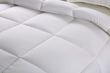 Close up of the Utopia Bedding Down Alternative Comforter