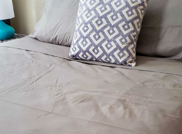Zen Bamboo Luxury 1500 Series Hypoallergenic Bed Sheets