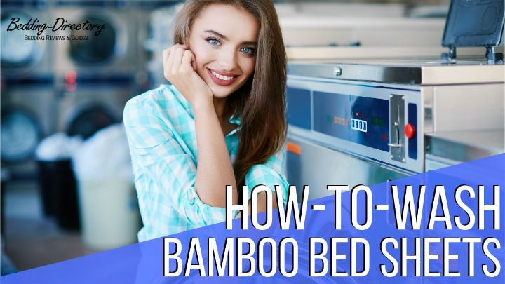 Guide on How to Wash Bamboo Bed Sheets