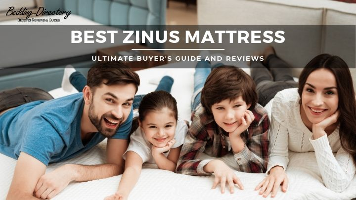 The Best Zinus Mattress for 2020 | Ultimate Guide & Reviews