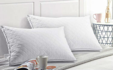 Vecelo Hotel Hypoallergenic Bed Pillows