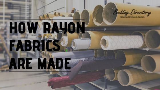 How Rayon is Made