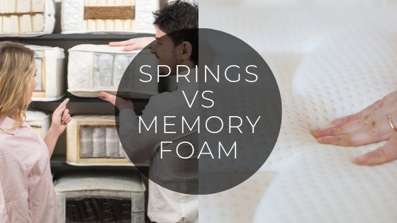 Hybrid Mattress vs Memory Foam
