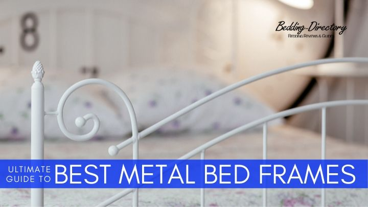 The 11 Best Metal Bed Frames for 2020 | Ultimate Guide & Reviews