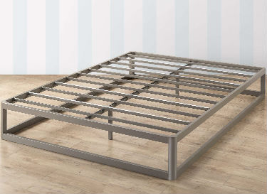 Mellow Metal Platform Bed Frame