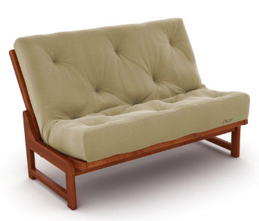 "Nirvana ""Best Loveseat Futon"""