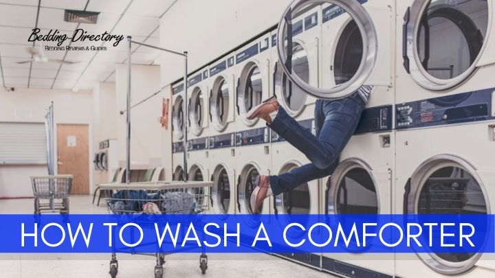 Guide on How to Wash a Comforter