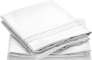 Mellanni Cool Microfiber sheets