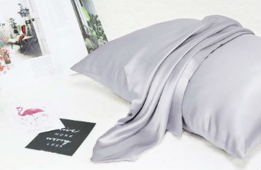 Ravmix 100% Pure Silk Pillowcase
