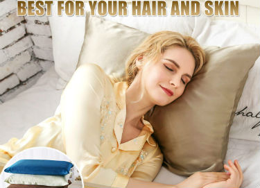 Zimasilk Pillowcase for Oily Skin