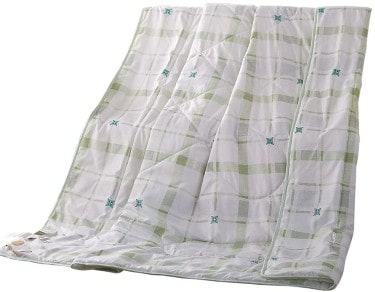 NATURETY Thin Comforter for Summer