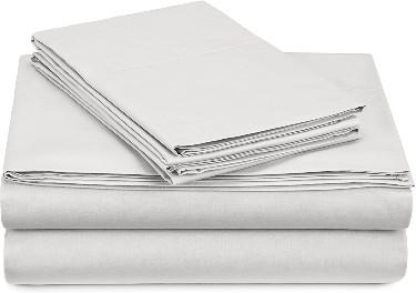 Pinzon 300 Thread Count Percale Cotton Sheet Set