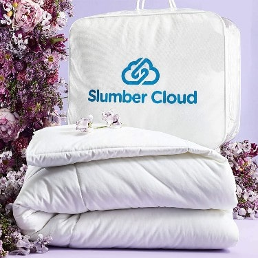 SLUMBER CLOUD Lightweight Cumulus Comforter