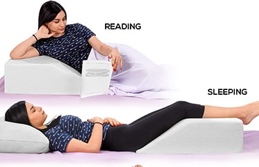 Ebung leg elevation therapy pillow